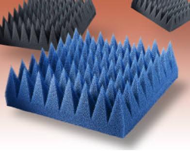 RA Mayes | Cuming Pyramidal RF Absorbers, Microwave Absorbers