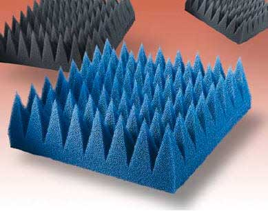 Outdoor Pyramidal RF & Microwave Absorber
