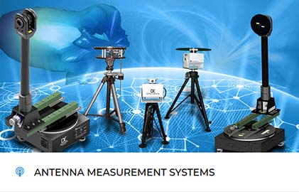 Diamond Engineering Family of Antenna Measurement Systems