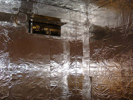Ra Mayes Copper And Stainless Steel Foil For Microwave