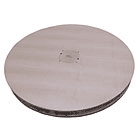EMC Test Laminated Top Turntable