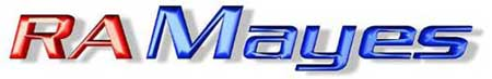 R A Mayes Logo and Home Page