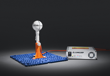 Lumiloop Laser E-Field Probe