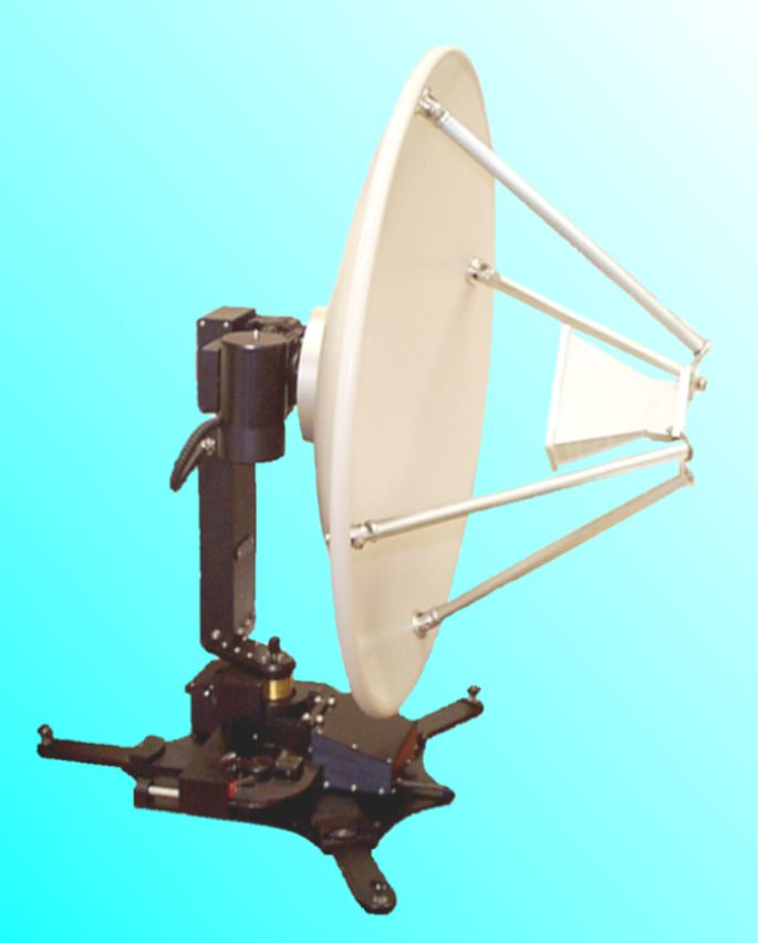 Portable Antenna Positioner