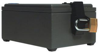 Ramsey Electronics   RF Shielded Forensics Enclosure