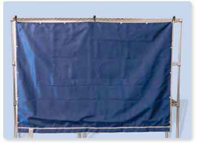 RF Shielded Curtain