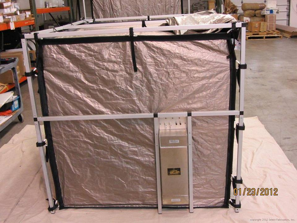 Ra Mayes Bench Top Rf Shielded Tents