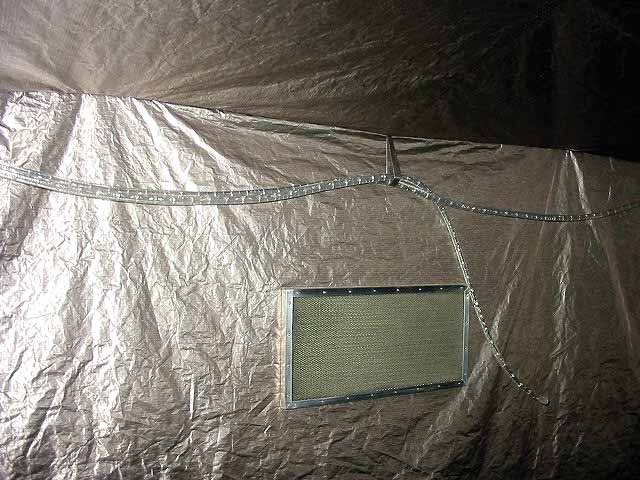 Ra Mayes Rf Shielded Tent Hd Structural Aluminum Frame