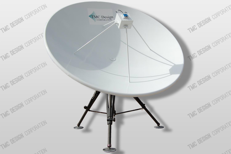 RA Mayes | TMC Design | Custom Dish Antennas and Antenna Feeds