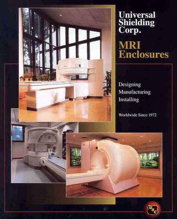 RA Mayes   Universal Shielding   MRI Shield Room and Medical RF