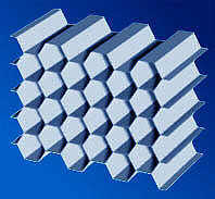 RF Shielded (Honeycomb) Waveguide Air Vent