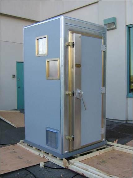 Ra Mayes Universal Shielding Rf Shielded Room Solid