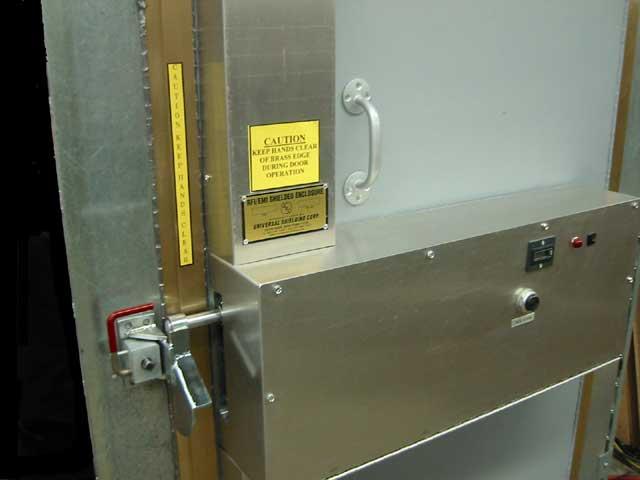Ra Mayes Universal Shielding Rf Shielded Room Copper