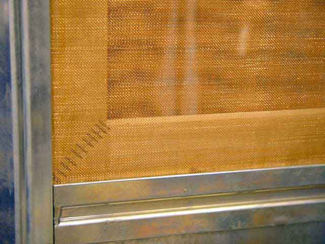 Ra Mayes Universal Shielding Modular Copper Screen Rf