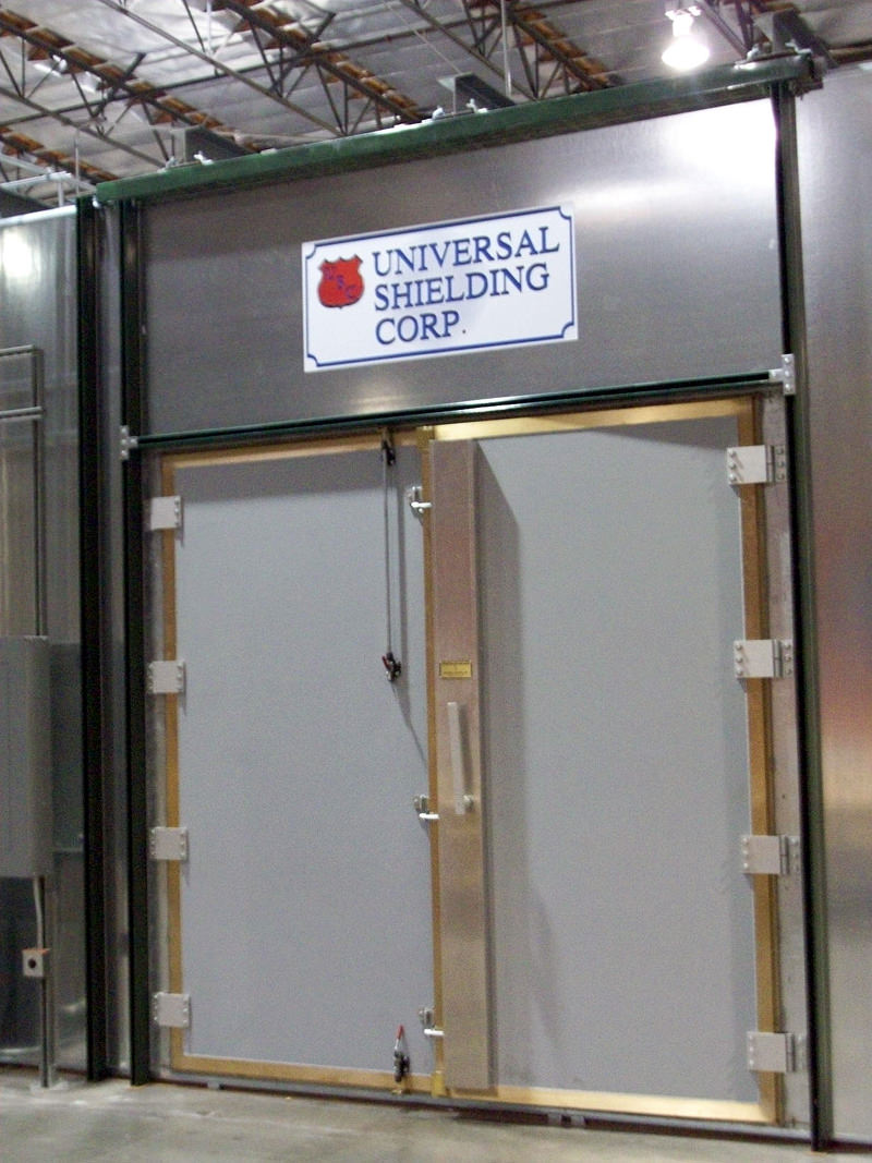 Ra Mayes Universal Shielding Rf Shielded Room Copper